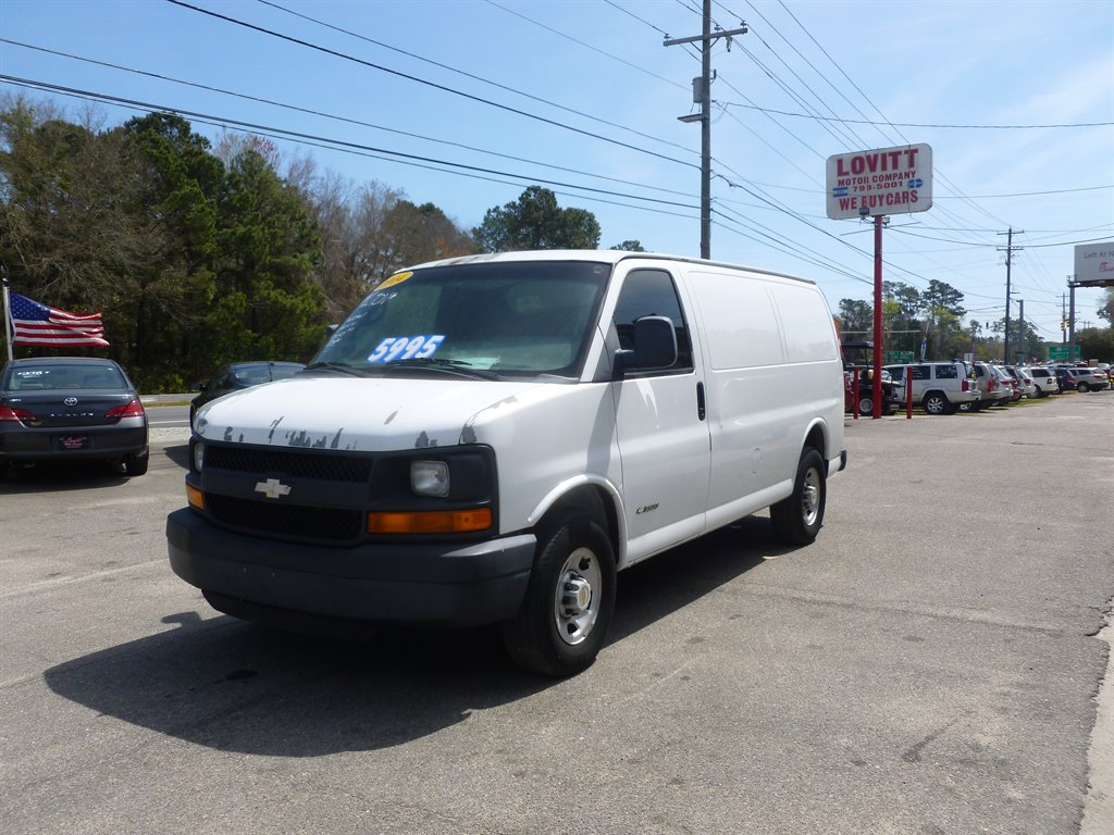 !!EXCELLENT WORK VANS ARE ON THE LOT!!! CALL TODAY FOR MORE DETAILS @ 910-799-5001